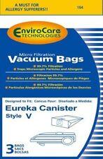 {3} Eureka Type V Allergen Vacuum Bags # 57698A