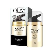 OLAY TOTAL EFFECTS 7 IN ONE DAY CREAM NORMAL 50G REDUCE WRINKLES ANTI-AGEING