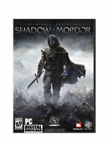 Middle-earth Shadow of Mordor Steam Download Key Digital Code [DE] [EU] PC