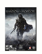 Middle-earth Shadow of Mordor Steam key PC Game digital global [envío rápido]