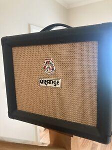 Orange Crush 20RT Combo Electric Guitar Amplifier 20W - Black