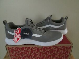 Vans Cerus RW ( Mesh )  Frost Gray Skate Shoes Size 8.5 M