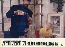 JEAN-PIERE TALBOT TINTIN ET LES ORANGES BLEUES 1964 VINTAGE PHOTO ORIGINAL #6