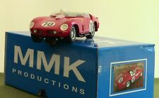 Like Scalextric: MMK Ferrari 250 TR1/61 #10 1st LM'61 new/boxed - see close-ups!