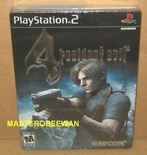 Resident Evil 4: Premium Edition New Sealed (Sony PlayStation 2, 2005) PS2