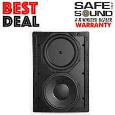 *OPEN BOX* DEFINITIVE TECHNOLOGY IW SUB 1010 IN WALL SUBWOOFER IWSUB1010 ....,