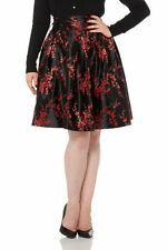 Pleated, Kilt No Pattern Party Regular Skirts for Women