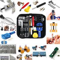Watch Opener Hand Watchmakers Remover Repair Tools Kit Set Adjustable DIY