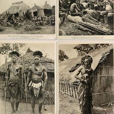 Belgian Congo Africa 1920's Photo Book w/195+ pics Baluba Pygmy Bantu Elephants