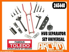 TOLEDO 245440 - HUB SEPARATOR SET UNIVERSAL - REMOVAL FRONT WHEEL DRIVE DURABLE