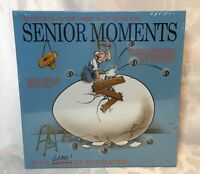 Brand New & Sealed Senior Moments Family Board Game - Christmas Game -