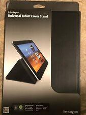 Kensington Folio Expert Universal Tablet Cover Stand- iPad, Acer, Lenovo