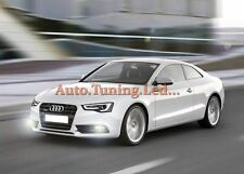 LAMPADE FENDINEBBIA H8 LED CREE RESISTENZA CANBUS 6000K AUDI A5 COUPE RESTYLING