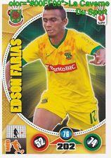 209 EDSON FARIAS BRAZIL FC.PACOS DE FERREIRA CARD ADRENALYN LIGA 2015 PANINI