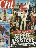 Chi 2020 36.Alessia Marcuzzi,Mike Tyson,Henry Winkler,Belen Rodriguez & Cecilia
