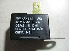 ITW ARK-LES 11110-61 120V 4W OBJY2 Buzzer New. Free Shipping!!