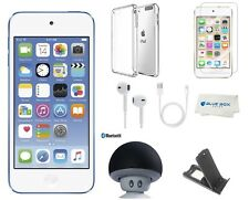 Apple iPod Touch 6th Generation MP3 Music Player - 32GB - + Accessory Kit Bundle