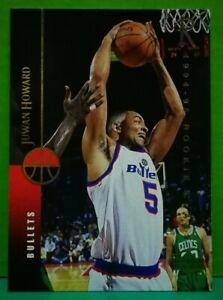 Juwan Howard Rookie card 94-95 Upper Deck #331