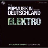 POP IN DEUTSCHLAND-ELEKTRONIK (SVEN VATH, CONSOLE, WOLFSHEIM UVM) CD NEW