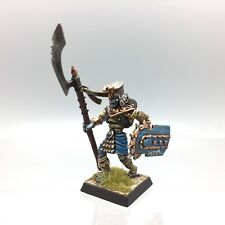 WARHAMMER Age of Sigmar Tombeau Rois morts-vivants converti Tomb King Lich peint