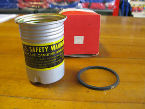 OMC 981911 Fuel Filter Canister with Gasket Various Years - Horsepowers