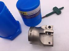 BAP400R-50-22-5F indexable face milling cutter 5Flute for  APMT1604PDER APKT1604