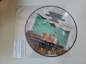 LP Klassik Brahms - Elbphilharmonie-Eröffnung 2013 (..Song) PRIVAT picture disc