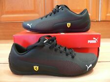 Puma Ferrari Drift Cat Ultra Trainers - Black Size 10