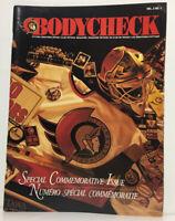 Vintage 1994 Ottawa Senators Bodycheck Magazine Commemorative Cover Vol 2 #1