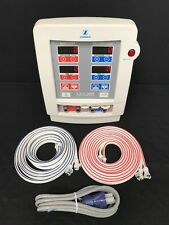 Zimmer ATS 2000 Automatic Tourniquet System w/ NEW HOSES *TESTED*