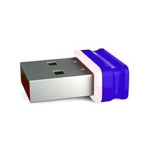 P8 Mini Nano USB Stick Blau Weiß