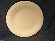 Yellow Post-82 Fiesta Dinner Plate Homer Laughlin Co