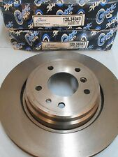 BMW 750iL 1995-2001 - Z8 2000-2003 Premium Rear Disc Brake Rotor Set (Italian)