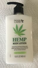 HEMP Body Lotion from Personal Care 13.5 fl.oz.( 400ml)