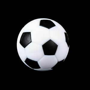 32mm Soccer Table Foosball Replacement Plastic Ball E1Y9 Fussball Acces N0K6