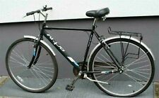 Activ by Raleigh Men's Varsity City/Trekking bike-Black, 22 Inc
