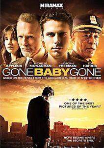 Gone Baby Gone DVD Ben Affleck(DIR) 2007