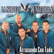 Nobleza De Aguililla : Arrasando Con Todo CD