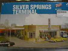 Ho Walthers Cornerstone - 933-2934 - Silver Springs Bus Terminal