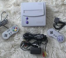 Super Nintendo Console, 2 Controllers, 1 Game and all Cords!