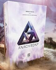 Anachrony (Follower Box) [Board Game, Mindclash Games, Strategy, 1-4 Players]