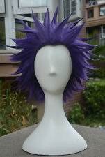 My Hero Academia Shinsou Hitoshi Wig Purple Cosplay Wig