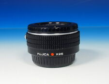 Fujica auto Extension Tube allonge x25 entre anillo para Fujica X - (200594)