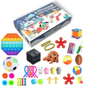 Fidget Toy Advent Calendar - 24 day Countdown to Christmas NEW
