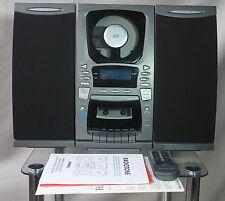 Radiotone pp 99 ppl COMPACT HIFI usine + boîtes + télécommande + manuel