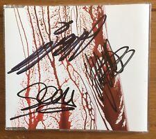 Manic Street Preachers - Empty Souls Part 2  Signed Cd Autographed