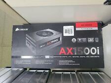 AX1500i Digital ATX Power Supply — 1500 Watt Fully-Modular PSU
