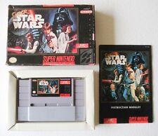 Super Star Wars SNES NTSC