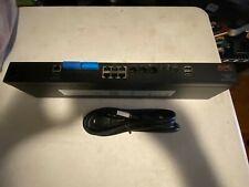 Apc NetBotz Rack Monitor 550 Nbrk0550 6-Ports Lan