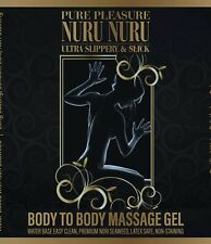 BEST NURU  ❤️ 💋NEW EASY MIX POWDER MAKES 2 LITRES OF THICK NURU GEL